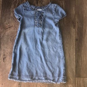 3t denim dress